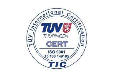 M3 TÜV certification